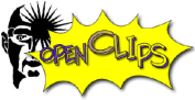 Openclips Logo